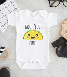 """There is so much fun decor tailored for a """"Taco 'Bout A Baby"""" shower. If you have a mom-to-be with a love for tacos, this is the shower for her! Baby Shower Decorations For Boys, Baby Shower Themes, Baby Boy Shower, Baby Shower Gifts, Baby Gifts, Baby Boys, Baby Showers Juegos, Babyshower, Diaper Cake Instructions"""