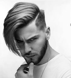 "1,670 Likes, 12 Comments - Erkek Saç Modelleri (@erkeksacmodelleri) on Instagram: ""👉 @anber_barber_house Dahası için @enmodasaclar"" Top Hairstyles For Men, Boy Hairstyles, Mens Straight Hairstyles, Trending Hairstyles For Men, Side Swept Hairstyles, Asian Men Hairstyle, Undercut Hairstyles, Elegant Hairstyles, Cool Haircuts"