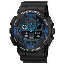Relógio Casio Masculino G-shock Ga-100-1a2dr.