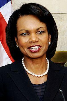 """Condoleezza Rice 5""""8"""