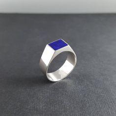 Men's Jewelry Rings, Gemstone Jewelry, Silver Jewelry, Jewellery, Mens Silver Rings, Sterling Silver Rings, 925 Silver, Unique Gifts For Men, Gifts For Her