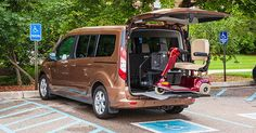 2014 Transit Connect: Most Popular Ford Retail Vehicle Mobility Solution for Independent Living