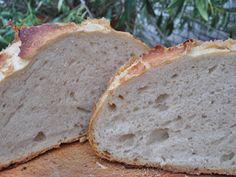 Nem vagyok mesterszakács: Tönkölyös kovászos kenyér – természetes kovásszal, természetesen Banana Bread, Desserts, Food, Tailgate Desserts, Deserts, Essen, Postres, Meals, Dessert