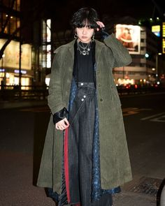 Japan Fashion, Look Fashion, Fashion Outfits, Fashion Design, Street Style Vintage, Mode Vintage, Grunge Goth, Hipster Grunge, Pretty Outfits