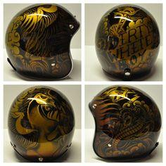 sharpie helmet