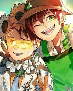 foto {boboiboy and friend} Anime Galaxy, Boboiboy Galaxy, Chibi Wallpaper, Galaxy Wallpaper, Boboiboy Anime, Anime Art, Cartoon Movies, Cartoon Art, Elemental Powers