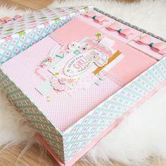 Sweet Girls, Mini Albums, Babys, Scrapbook, Joy, Quilts, Blanket, Youtube, Instagram