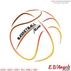 Basketball Mom svg  Basketball Mom  Basketball svg  by ArtsCorner
