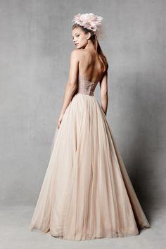Watters Wedding Dress Spring 2014 / Carina