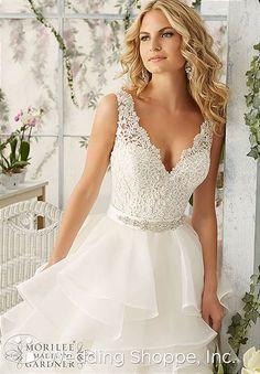 Mori Lee Bridal Gown 2805