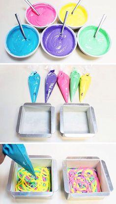 Two Fun Colorful Snacks! #Food #Drink #Trusper #Tip