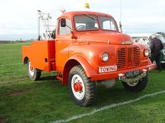 1952 Austin K9 - www.TravisBarlow.com - Insurance for Towing & Recovery; Auto Transporters & Commercial Trucking for over 30 years.