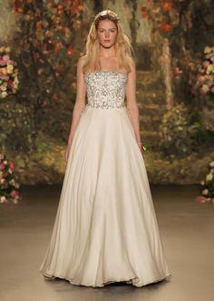 Vestidos de Noiva com brilho - Jenny Packham