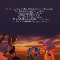 30 Best Kingdom Heart Quotes Images Heart Quotes Kingdom Hearts