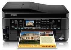 Epson WorkForce 645 Driver Printer Download