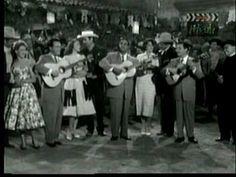 LOS PANCHOS (Hernando Avilés) - LA BARCA - 1957