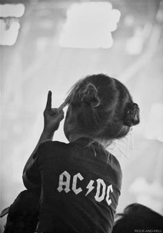 Pinterest: @theapresgal ❄△| Little Wild Thing AC/DC