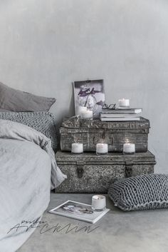European design trends - I can't wait to change flat rooms. - Home Decoration - Interior Design Ideas Dream Bedroom, Home Bedroom, Bedrooms, Shabby Chic Living Room, Living Room Decor, Deco Ethnic Chic, Room Inspiration, Interior Inspiration, Sweet Home
