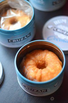 Mini Coconut Rum Cakes
