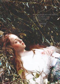 Sansa Stark - Shakespeare Style (Orphilia)