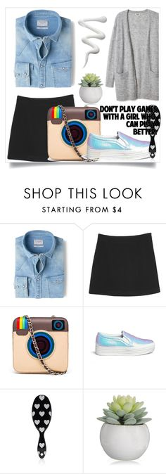 """FASHON IN ALL MOMENTS OF YOUR DAY BECAUSE A FASHON GIRL IS A PRETY GIRL"" by teresapulido ❤ liked on Polyvore featuring MANGO, Monki, MUA MUA, Joshua Sanders, Forever 21 and Liis Japan"