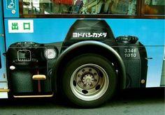Ads on Trucks & Buses