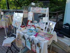 昨日、飯田橋にて「ものづくり創作市場」に出店してきました! …とはいいましても、実はブログを書いている本人(娘)は 当日、少し遅れた夏休みをいただ...