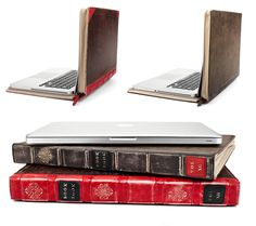 A Truly Novel Way To Protect Your Laptop. The BookBook For Your Mac.