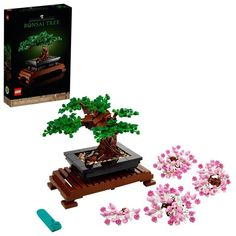 Lego Creator, Model Building Kits, Building Toys, Pink Blossom, Blossom Flower, Cherry Blossoms, Projects For Adults, Diy Projects, Diy Lego