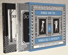 The Donald Boxed Set: Donald and the . . . & Donald Has a Difficulty: Peter F. Neumeyer, Edward Gorey: 9780764961304: Amazon.com: Books