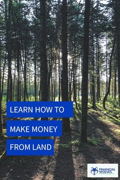 Do you know how to make passive income from land that's raw and vacant? Read this comprehensive guide to get all the details you need. Vegetable Gardening, Container Gardening, Gardening Tips, Earn Money From Home, Make Money Online, How To Make Money, Marketing Plan, Real Estate Marketing, Best Side Jobs