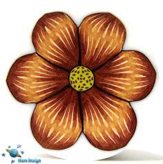 Brown flower cane | Flickr - Photo Sharing!
