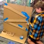 Creating a makerspace in school library. Design & layout, tips