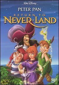 Peter Pan, Return to Never Land