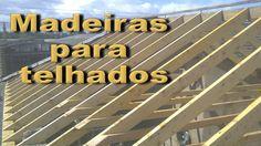 Lista com algumas das madeiras indicadas para construção de telhados. Para mais informações sobre madeiras para construção…