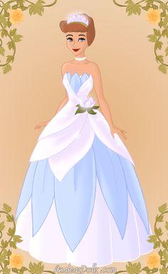 Cinderella as Tiana - Disney Princess Photo (31919283) - Fanpop fanclubs