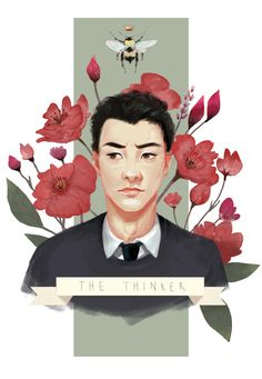 """Henry Cheng And The Raven Gang — blusargcnt:  """"Depending on where you began the..."""