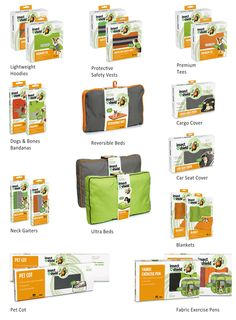 Check out the entire collection of Insect Shield for Pets offering built-in, convenient and effective protection for your dogs from fleas, ticks and other insects... http://www.insectshieldforpets.com