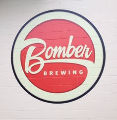 Bomber brewing logo | Flickr - Photo Sharing!