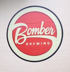 Bomber brewing logo | Flickr - Photo Sharing!