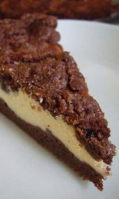 Russischer Zupfkuchen. Oh my gawd, my favorite cake ever. In Germany I get to eat alot! Lol.