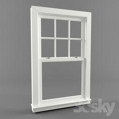 American window - Double Hung Window