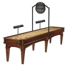 Shuffleboard - Robertson Billiards