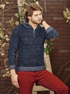 940-17 Sweater Caballero Cklass