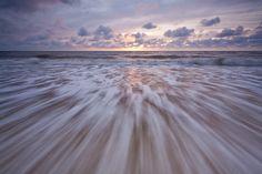 Strand bij de Slufter