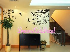 Decalcomanie da muro decalcomania albero di DreamKidsDecal su Etsy