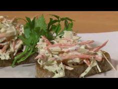 Zsófi főzőbirodalma - Zeller saláta - YouTube