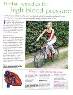 Herbs: #Herbal Remedies for High Blood Pressure. Page 1 of 2