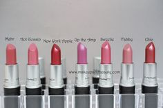 Here are the photos and swatches of nearly ALL MAC Lipsticks. Description from makeupandbeauty.com. I searched for this on bing.com/images