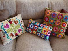 daisies-cushion2, via Flickr.